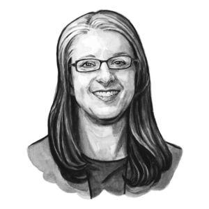 Sarah Kaplan Sketch