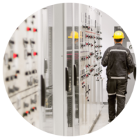 Related infrastructure for electric utilities